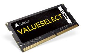 Corsair 16GB (1x16GB) DDR4 2133MHz CL15 1..2v SODIMMs  (CMSO16GX4M1A2133C15)