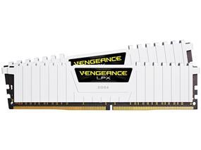 Corsair Vengeance LPX  32GB 2X16GB DDR4 2666MHZ C16W 1.2V DIMM White(CMK32GX4M2A2666C16W)