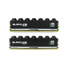 Mushkin Blackline 16GB (2X8GB) DDR4 DRAM 2400MHz C15 Memory Kit (MBA4U240FFFF8GX2)