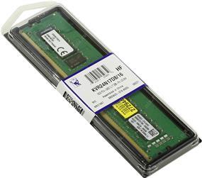 Kingston ValueRAM 16GB 2400MHz DDR4 CL17 DIMM 1.2V (KVR24N17D8/16)