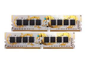 GeIL Dragon 16GB (2x8GB) DDR4 2400MHz C16 Memory Kit (GWB416GB2400C16DC)