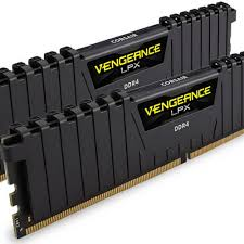 Corsair Vengeance  LPX 16GB (2x8GB)DDR4 2133MHz CL13 DIMM Black (CMK16GX4M2A2133C13)