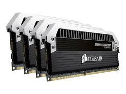 Corsair Dominator Platinum 32GB (4 x 8GB)DDR3 1866MHz CL10 DIMM (CMD32GX3M4A1866C10)