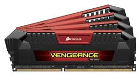 Corsair Vengeance Pro Series 32GB (4 x 8GB) DDR3 2400MHz CL11 DIMM (CMY32GX3M4A2400C11R)