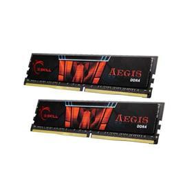 G.SKILL Aegis 16GB (2x8GB) DDR4 DRAM 2400MHz C15 Memory Kit (F4-2400C15D-16GIS)