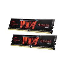 G.SKILL Aegis 16GB (8GBx2) DDR4 DRAM 2133MHz C15 Memory Kit (F4-2133C15D-16GIS)