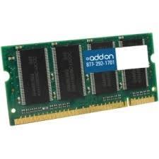 AddOn 8GB DDR3 SDRAM Memory Module - 1600 MHz - 204pin - SoDIMM