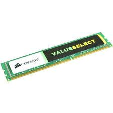 Corsair Value Select 4GB DDR3 1600MHz CL11 DIMM (CMV4GX3M1A1600C11)