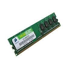 Corsair Value Select 1GB DDR2 667MHz CL5 DIMM (VS1GB667D2)