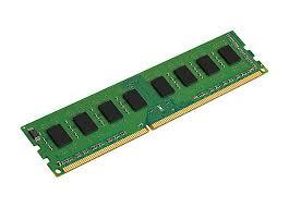Kingston 4GB Module - DDR3 1600MHz - 4 GB - DDR3 SDRAM - 1600 MHz (KCP316NS8/4)