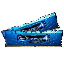 G.SKILL Ripjaws 4  Series 16GB (2x8GB) DDR4 3000MHz CL15 Dual Channel Memory Kit 1.35V (F4-3000C15D-16GRBB)