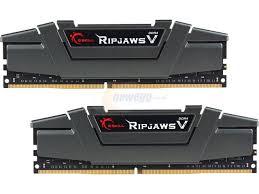 G.SKILL Ripjaws V  Series 16GB (2x8GB) DDR4 3200MHz CL16 Dual Channel Memory Kit 1.35V (F4-3200C16D-16GVGB)