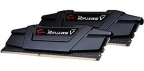 G.SKILL Ripjaws V  Series 16GB (2x8GB) DDR4 3200MHz CL16 Dual Channel Memory Kit 1.35V (F4-3200C16D-16GVK)