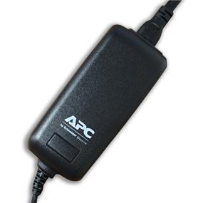 APC Universal Power Adapter,  36Watt 19V CHROME - 4Tips (NP19V36W-CR4TIPS)