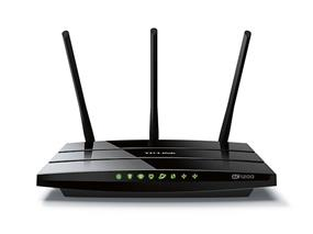 TP-Link AC1200 Dual Band Wireless Gigabit Router (Archer C1200)