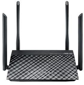 Asus Network RT-AC1200 802.11n AC1200 Dual-Band Wireless Router with 1xUSB 2.0 Port (RT-AC1200/CA)