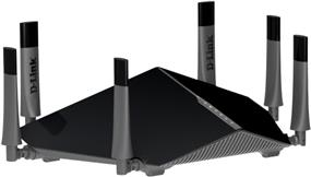 D-Link Wireless AC3200 Tri-Band Gigabit App-Enabled Router w/ USB 3.0 (Refurbished) (DIR-890L/RE)