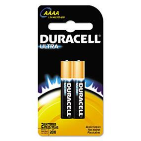Duracell  MX2500  Batteries (AAAA) - 2 Pack Count