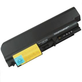 iCAN Compatible IBM/Lenovo ThinkPad Laptop R61 Series 42T5225 Battery 9-Cells (Samsung Cell) 6600mAH