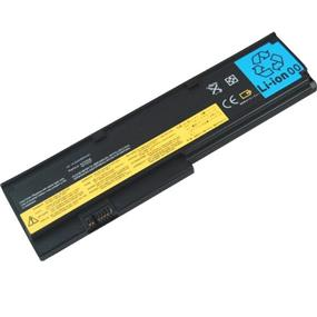 iCAN Compatible IBM/Lenovo ThinkPad X200 Tablet Series Laptop Battery 6-Cells (Samsung Cell) 4400mAH