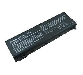 iCAN Compatible TOSHIBA Equium/Tecra/Satellite/Satellite Pro Laptop Battery 8-Cells (Samsung Cell) 4400mAH