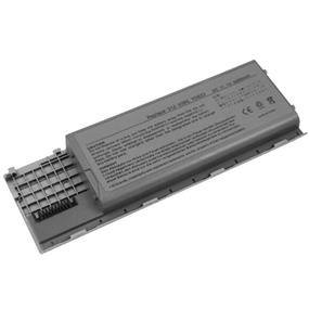 iCAN Compatible Dell Latitude/Precision Laptop Battery 6-Cells (Samsung Cell) 4400mAH Replacement for: P/N 310-9080, 312-0383, 312-0653, 451-10298, JD634, NT379, PC764