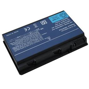 iCAN Compatible ACER Extensa/TravelMate 5520 TM00741 Laptop Battery 8-Cells (Samsung Cell) 4400mAH