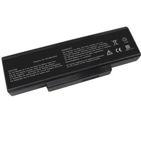 iCAN Compatible ASUS A9/Z53/S96 Laptop Battery 9-Cells (Samsung Cell) 6600mAH Replacement for: P/N 90-NFY6B,1000Z, 90-NI11B1000, 90-NIA1B1000, 906C5040F