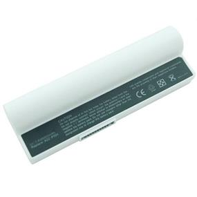 iCAN Compatible ASUS EEE PC Laptop Battery 6-Cells (Samsung Cell) 6600mAH Replacement for: P/N A22-700, A22-P701, A24-P701, EEEPC46