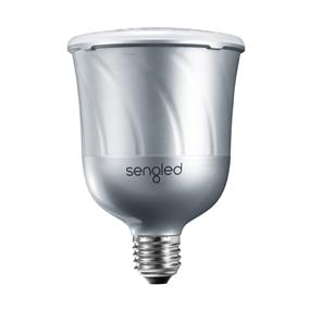 Sengled Pulse Satellite Bulb - LED Light Bulb with Wireless Speaker (Pewter)