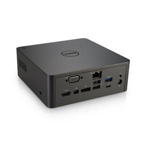 Dell Business Thunderbolt Dock - TB16 with 240W Adapter - for Notebook - 240 W