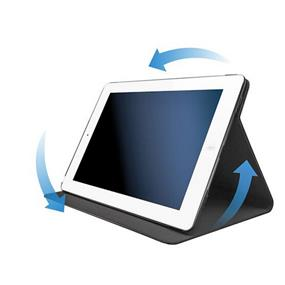 Logiix Axis Rotating Folio for iPad Air - Black