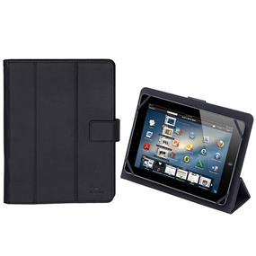 RivaCase Universal 8in Tablet Malpensa Tablet Case 3114 Blk