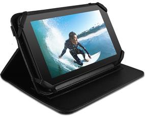 "Ematic Universal Carrying Case (Folio) for 7"" Tablet"