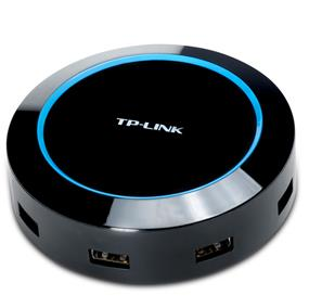 TP Link 5-Port 40W Smart USB Charger - UP540 -(Charge 65% Faster, Save Up to 40% Charging Time)