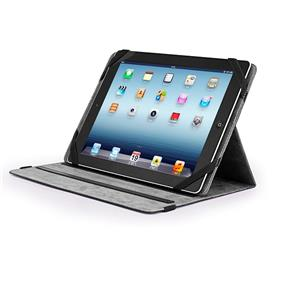 """MIRACASE Universal booklet case for 7""""-8"""" Tablet, Black (MA-8703-8"""")"""