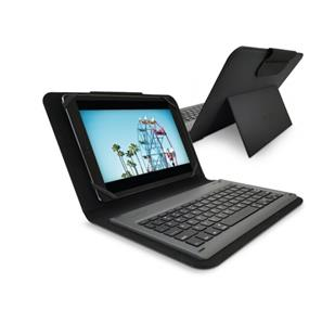 "Puregear Universal Tablet Folio 9""-10"" with Bluetooth Keyboard (IOS/Anroid Compatible)"