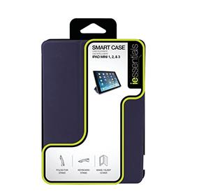 iEssentials Smart Case For iPad Mini 1/2/3 - Blue