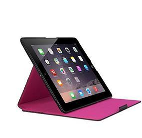 Belkin Slim Cover & Case for iPad 4th Gen/iPad 3/iPad 2, Black & Magenta (F7N290B1C01)