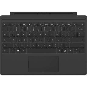 Microsoft English Type Cover Keyboard for Surface Tablet - Black (FMN-00001)