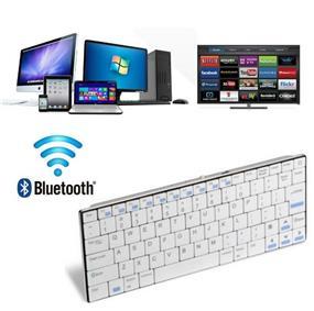 Rii mini i9 bluetooth keyboard for ipad, iphone, Android MID White