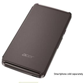 ACER Flip Cover for Liquid Z410 Smartphone (Black)