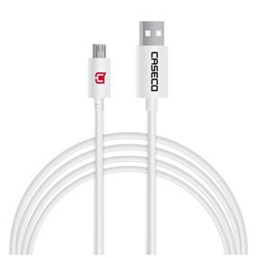 Caseco Micro USB Cable - 3 Meter - White