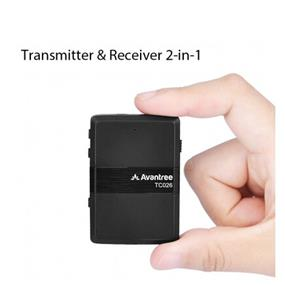 Avantree Bluetooth Transmitter and Receiver 2 in 1 - TC026