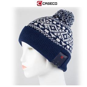 Caseco Blu-Toque - Bluetooth Beanie - Winter Wonderland