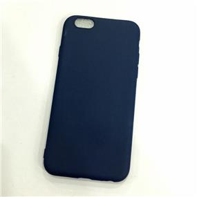 ICAN TPU Gel Case for iPhone 7 Plus- Blue