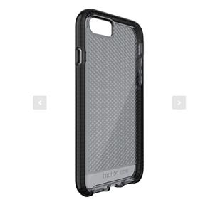 Tech21 Evo Check Case for iPhone 7- Black/ Smokey