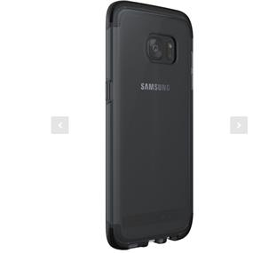 Tech21 Evo Frame Case for Samsung S7 edge -  Black/ Smokey