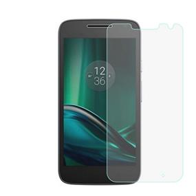 Caseco Screen Patrol - Moto G4 Play Tempered Glass Screen Protector