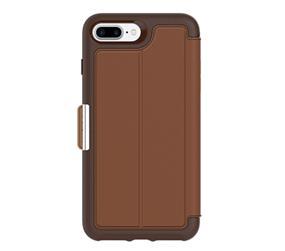 Otterbox 7753979 Strada Folio iPhone 7 Plus Burnt Saddle